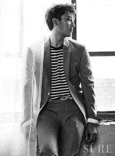 Son Ho Joon - Sure Magazine April Issue '16