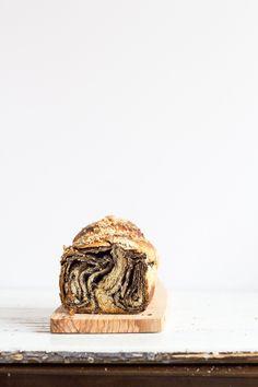 no knead chocolate babka ...