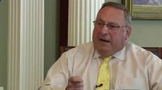 Maine's Republican Governor Paul LePage is in hot water after he left a…