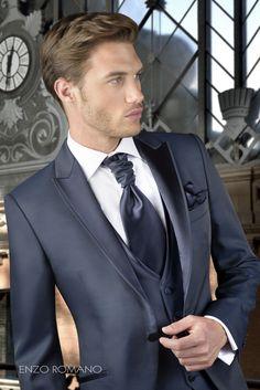 Catálogo de colección de trajes ceremonia 2016. Especialista en colecciones de moda nupcial masculina, trajes de ceremonia para novios.