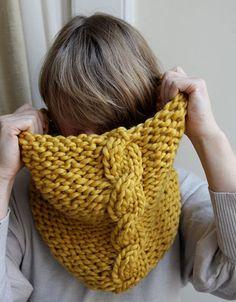 Knit Cowl