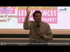 Conférence de Josef Schovanec à la Faculté de Médecine de Tours le 22 ma...