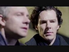 Let It Go and Sherlock together? Seriously, your heart will break by 0:49 in the video. That's when I completely lost it. By 1:40, I was completely broken. OMG, this video is so beautifully heartbreaking... gah, I love it! What's WRONG with me?!