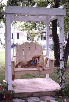 Chair Co. Arbor Swing Frame Uwharrie Chair Co. Arbor Swing FrameUwharrie Chair Co. Arbor Swing, Arbor Bench, Wood Arbor, Metal Pergola, Rustic Pergola, Patio Swing, Porch Swings, Outdoor Swings, White Pergola