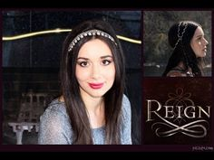 • Reign Makeup and Style Tutorial: Mary Queen of Scots •
