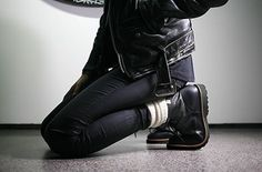 Black Hole | THE UT.LAB | ARGONAUT | Impossibly Tuff Boots *