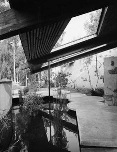 Antelline, Fred Antelline Residence in Rancho Santa Fe (1960).