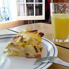 Bachelor in the Kitchen: Breakfast Tailgating with Potato Bacon Casserole « Nestlé Kitchens