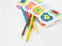 Crochet Pencil Case PDF Pattern  Instant by annemariesbreiblog, €2.50