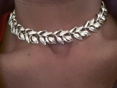 My necklace on set yesterday.  www.TieiraRyder.com #Jewelry #Fashion #Beauty