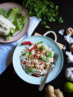 Okra, I Love Food, Cobb Salad, Risotto, Gumbo