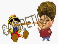 A Casa da Mãe Joana - continuação: Dilma e sua competição... com o Pinóquio