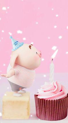 Happy Birthday Emoji, Happy Birthday Flowers Wishes, Birthday Wishes Greetings, Happy Birthday Video, Birthday Wishes And Images, Birthday Fun, Birthday Parties, Halloween Parties, Holiday Parties