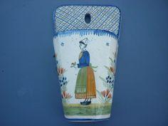 Faience porcelaine ceramique gres sur pinterest for Decoration murale quimper