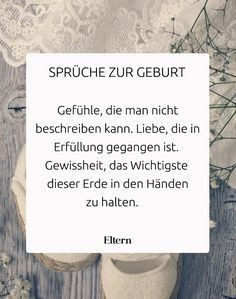 Schöne Sprüche zur Geburt Here you will find the most beautiful sayings for new parents or relatives and friends who want to give the baby their best wishes for the birth on the way. Baby Health, Kids Health, Bob Marley, Baby Quotes, Baby Sayings, Family Quotes, Baby Birth, Baby Baby, New Parents