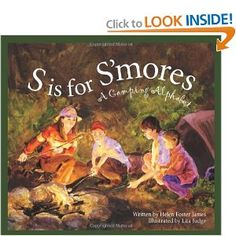 Books about Camping // I Can Teach My Child