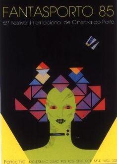 cartaz fantasporto 1985