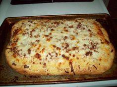 pizza hut style pizza dough bread machine recipe favorite
