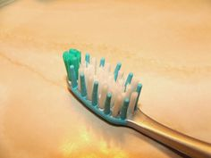 You should change your toothbrush every 3 months at the minimum since toothbrushes carry germs. EW!