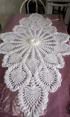 Oval crochet doily new hand crocheted doilies ecru doily Crochet Doily Patterns, Crochet Art, Crochet Round, Crochet Home, Thread Crochet, Crochet Motif, Crochet Doilies, Hand Crochet, Crochet Stitches