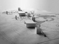 Paulo Mendes da Rocha  Master plan for the TechnologicalCity,   University of Vigo, Spain, 2004
