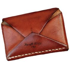 Valet. > Gift Guide '10 > Barrett Alley Disciple Wallet