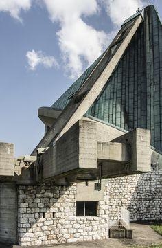 Chiesa dell'Autostrada del Sole - Giovanni Michelucci