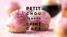 ROSE by Carte Noire. Chromatic porn food serie - https://www.cartenoire.fr/recettes Agency : Proximity BBDO Paris Creative Director : Valéri...