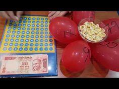 Balloon Tambola with Prize money Kitty Game - YouTube