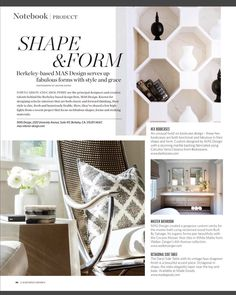 Congrats to MAS design (@masdesigndawn @masdesigncarol )for their feature of our latest photo shoot in the Summer issue of @calhomesmagazine !!!  #interiordesignphotographer #interiodesign #designinsp #decor #instadecor #instadesign #homedesign #homestyle #decorating #interiordecor #interiorstyling #homedecor #interiors #decoration #interior #interior123 #interior4all #interiorinspiration #interiordecorating #interiorandhome #interiorinspo #interiordesigner #instahome#sanfrancisco #bayarea…
