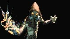 Kuvahaun tulos haulle scarecrow arkham knight vs arkham asylum