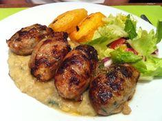 Σεφταλιές οι 'παραδοσιακές'!!! Μια υπέροχη Κυπριακή Συνταγή για ένα φανταστικό έδεσμα. Πεντανόστιμες Σεφταλιές, ψημένες στα κάρβουνα ή στο φούρνο, σερβιρισ