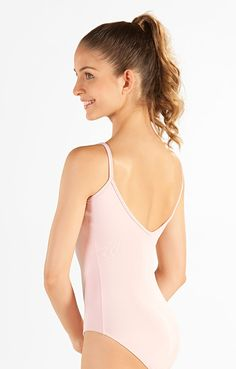 Collant com alça de viés - SD-1001 SU - Shop Ballet