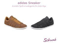 Die bequemen adidas Sneaker sind seit Jahren echte Topseller. Welche Variante gefällt Euch besser? #adidasSneaker