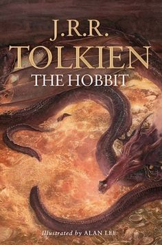 Buy a used The Hobbit or There and Back Again by J. R Tolkien Paperback by comparing retail prices in UK. ✅Compare prices by leading retailers that sells ⭐Used The Hobbit or There and Back Again by J. R Tolkien Paperback for cheap prices. Alan Lee, Jrr Tolkien, Hobbit Dragon, John Howe, Science Fiction, An Unexpected Journey, Bilbo Baggins, Penguin Classics, Middle Earth