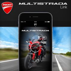 The new Ducati Multistrada Link App is now available for iOS and soon it will be for Android!  Connect via Bluetooth your Ducati Multistrada 1200S to your smartphone launch the app and start riding!  You can record your routes and enrich them with descriptions and pictures save your performances and relive every experience thanks to the travel diary.  Achieve new objectives each time you use the app and share your passion with your friends :) #smcbikes #ducatiuk #ducatimultistrada…