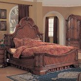 Found it at Wayfair - Hannah Panel Bedroom Collection