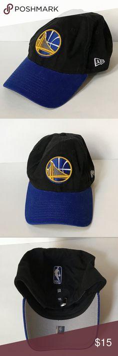 6a3686645f8 Golden State Warriors 9TWENTY Hat. Golden State WarriorsAcclamationsNbaBleu  RoyalChapeaux