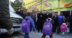 ΕΛΛΗΝΙΚΗ ΔΡΑΣΗ: Έφυγαν σχεδόν όλα τα παιδιά από σχολείο στο Πέραμα...