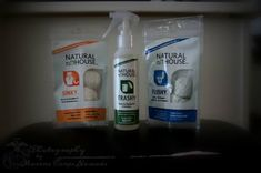 Natural House Probiotic Cleaning Products