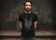 """Urban Oscillations,"" Threadless.com, $20."