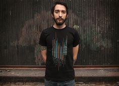 """Urban Oscillations"" - Threadless.com - Best t-shirts in the world"