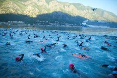 Cum a fost la Ocean Lava Muntenegru, concurs de triatlon pe distanţa Half Ironman