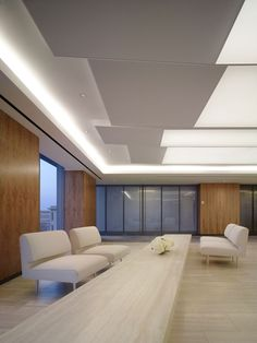 Stretch Ceiling Systems @ Simpson Thacher & Bartlett