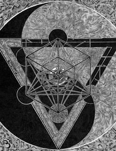 Metatron's Cube & the Tai Chi
