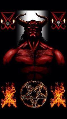 Fantasy Demon, Dark Fantasy, Fantasy Art, Creepy Pictures, Dark Pictures, Beast Logo, Monster Vampire, Dark Spirit, Satanic Art