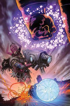 Thanos (2016-) #16