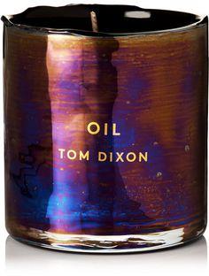 Tom Dixon - Materialism Oil Candle, 245g - Metallic
