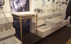 Kitchen And Bath Showroom, Plumbing, Vanity, Luxury, Furniture, Home Decor, Dressing Tables, Powder Room, Decoration Home