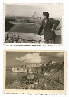 ΧΑΝΙΑ 1954 Old Pictures, Old Photos, Vintage Photos, Old Maps, The Past, Movie Posters, Painting, Crete, Film Poster